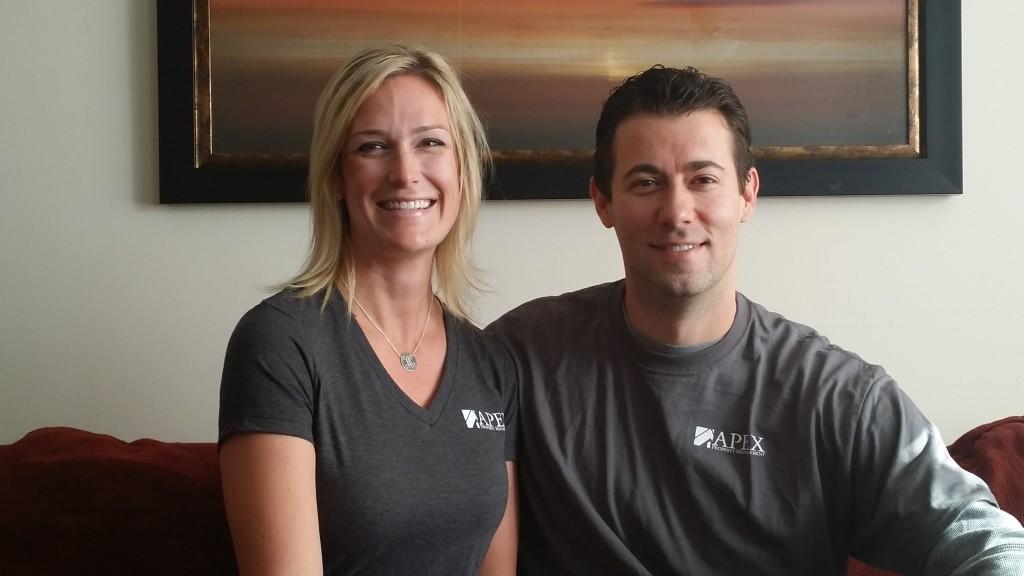 Scott & Erin